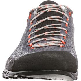 La Sportiva TX2 Shoes Men Carbon/Tangerine
